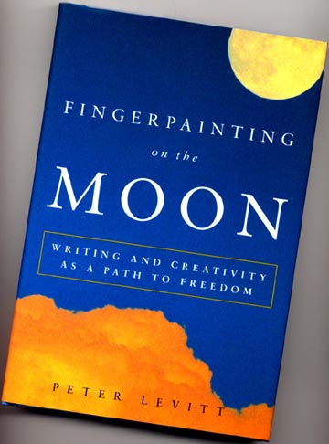 Fingerpainting on the Moon